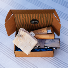 Load image into Gallery viewer, The GUUD Box | Zero Waste Gift Set in GRAY