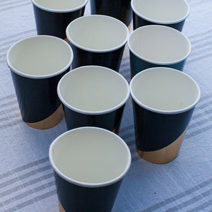 30 Pack 9oz. Disposable Paper Party Cups - GUUD Products