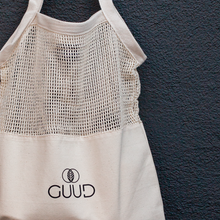 Load image into Gallery viewer, Everyday Half Mesh Tote Bag