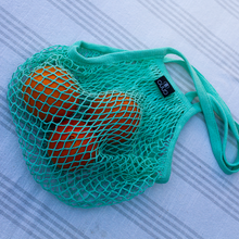 Load image into Gallery viewer, French Market Mesh Tote Bag