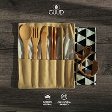 Load image into Gallery viewer, The GUUD Box | Zero Waste Gift Set in TAN