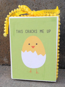 Easter Block Cracks Me Up