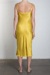 JANE SLIP DRESS - SUN