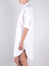 Cotton Tencel Augustine Shirtdress