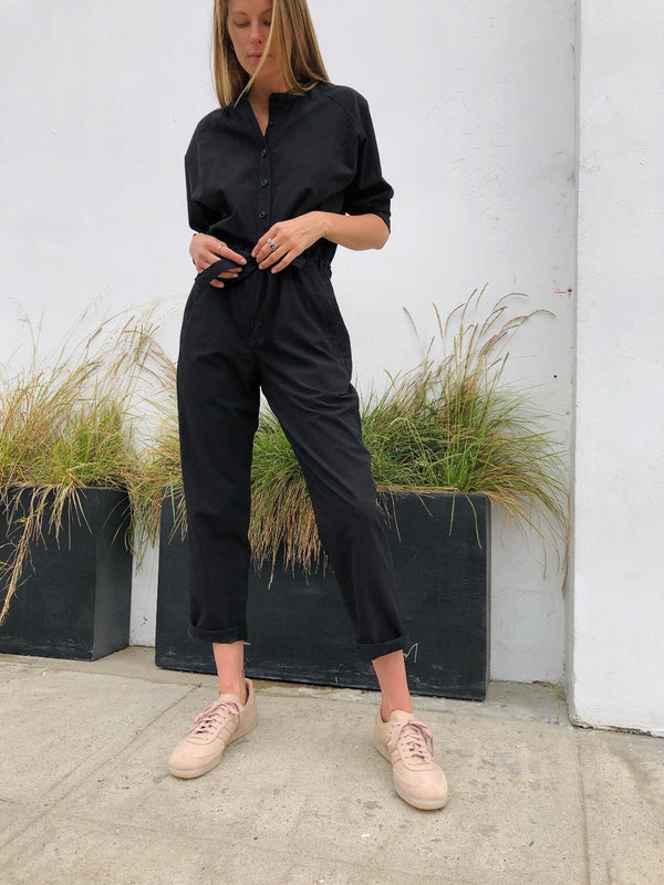 Olivia Jumpsuit - Black