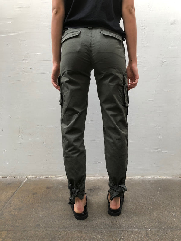 Le Superbe Canteen Pant - Olive