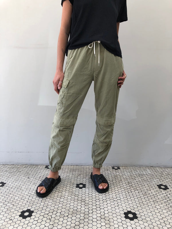 John Elliott Himalayan Pants - Fitigue Green