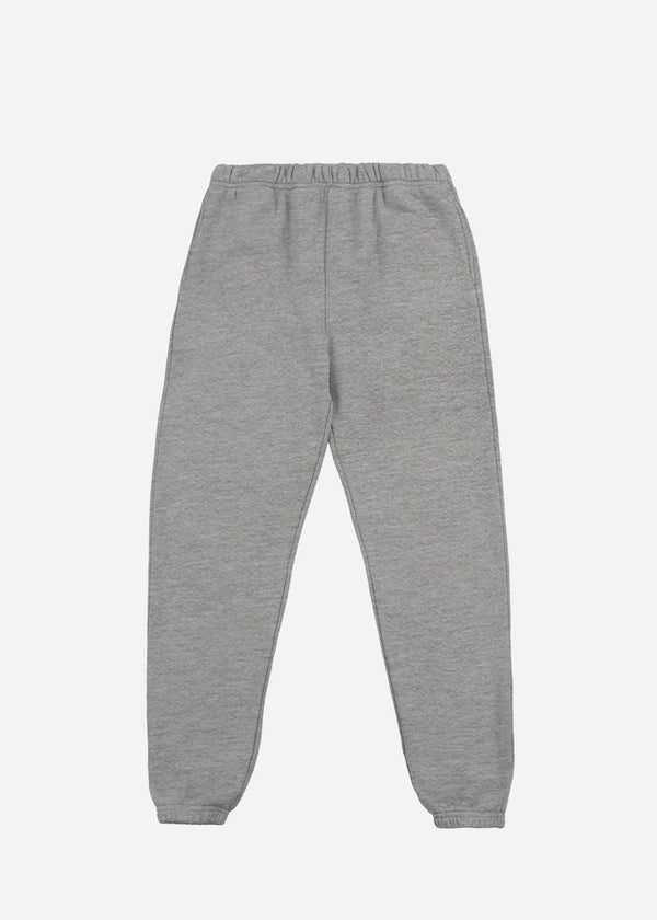 Les Tien Classic Sweatpant - Heather Grey