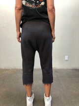 R13 Field Sweatpant - Black