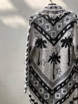 Le Superbe Marilyn Palm Cardi