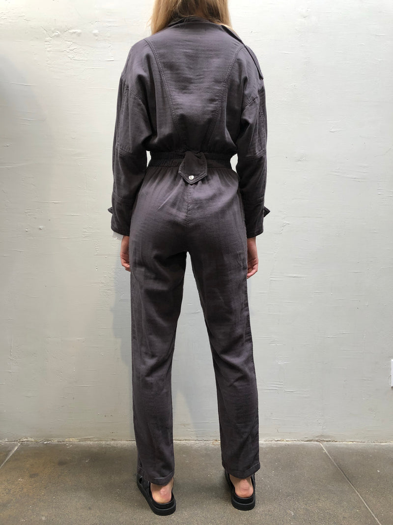 Overlover Lexington Jumpsuit - Black