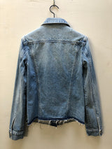 RTA HARMONY DENIM JACKET