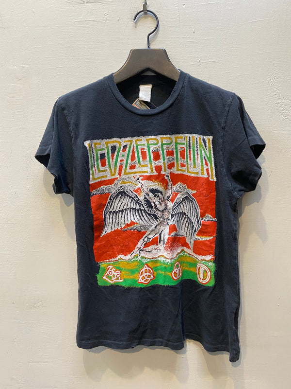MadeWorn Led Zeppelin T-Shirt - Coal