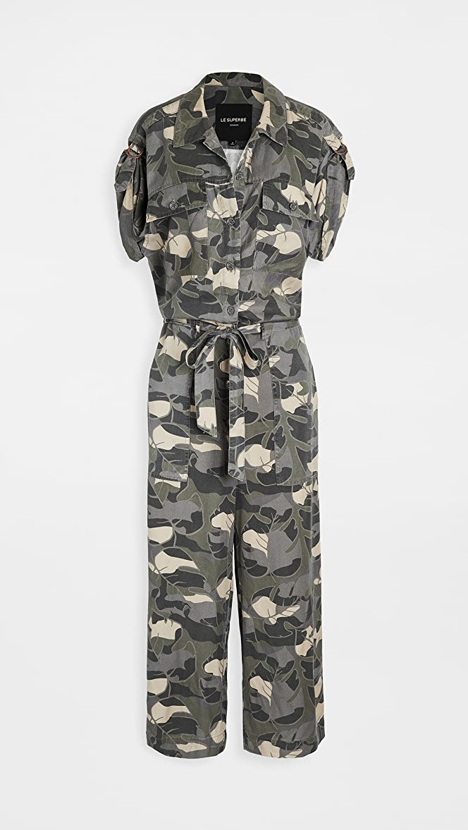 Le Superbe Beach Patrol Jumpsuit