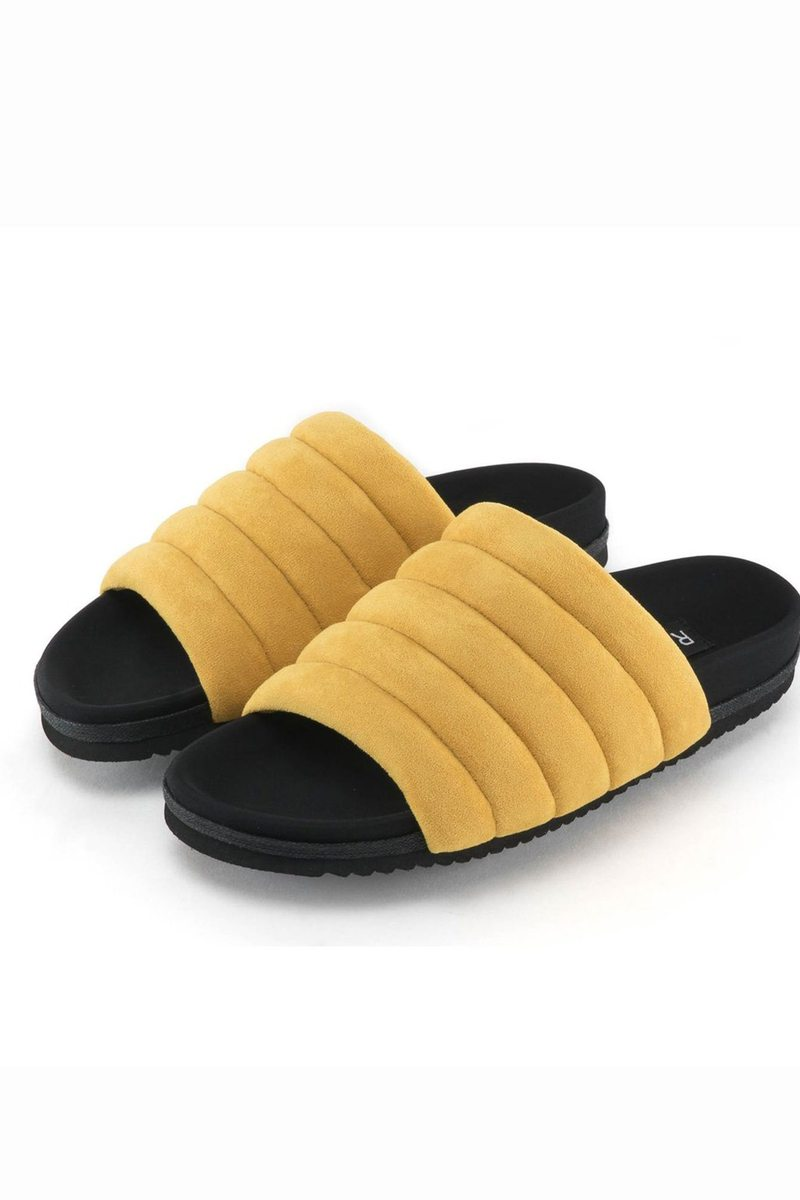Roam Pillar Slides - Mustard