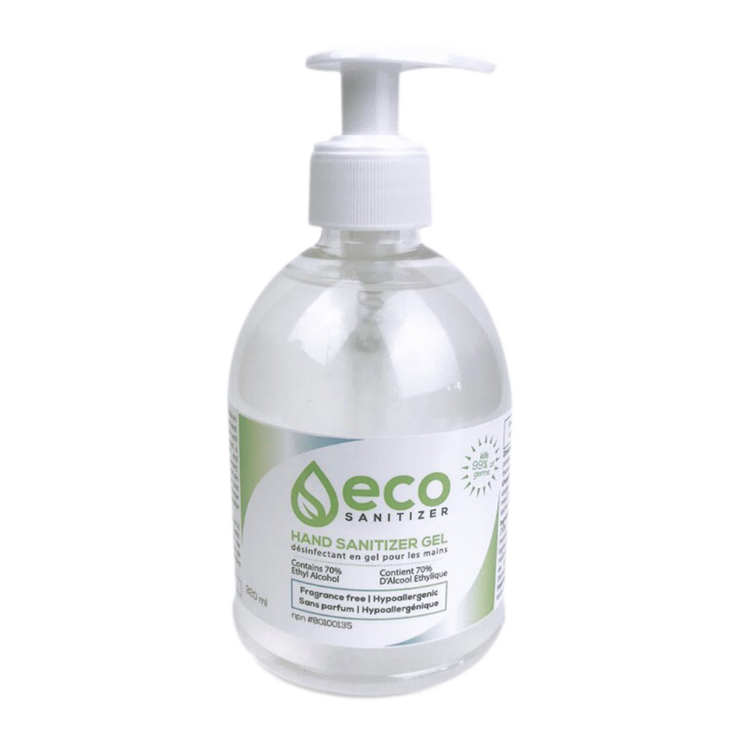 ECO Sanitizer Hand Sanitizer Gel - 320ml