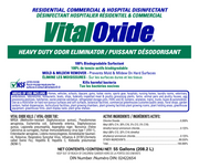 Vital Oxide Hospital Grade Disinfectant - 55 Gallon Drum