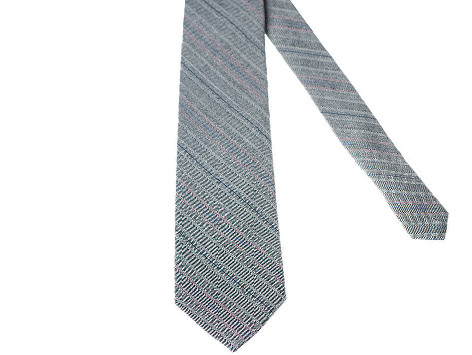 AHJ for J-E: 101 Classic Striped Tie
