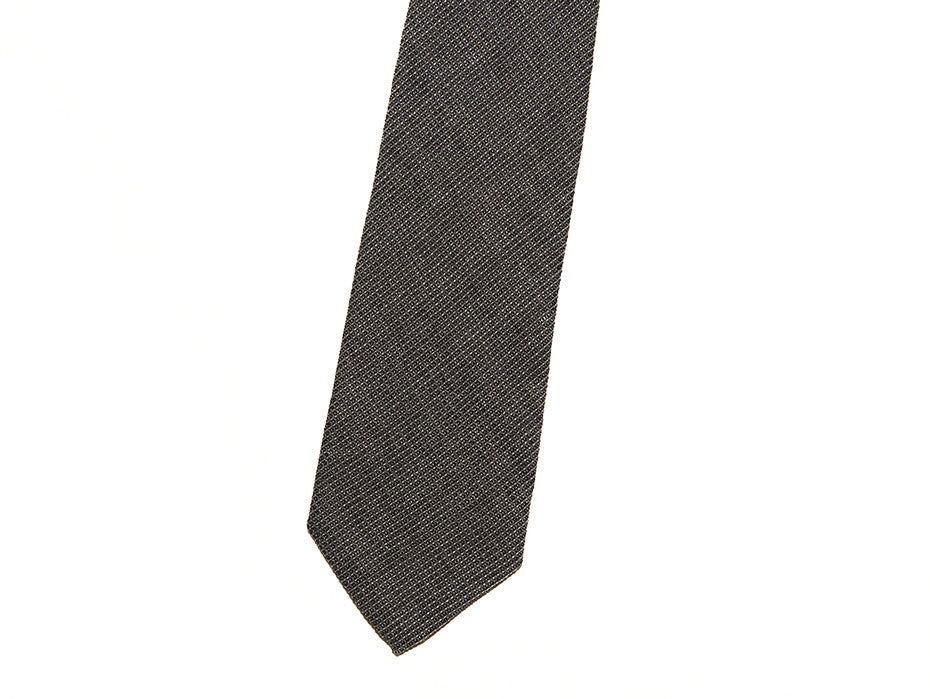 Executive Grey Foulard Tie