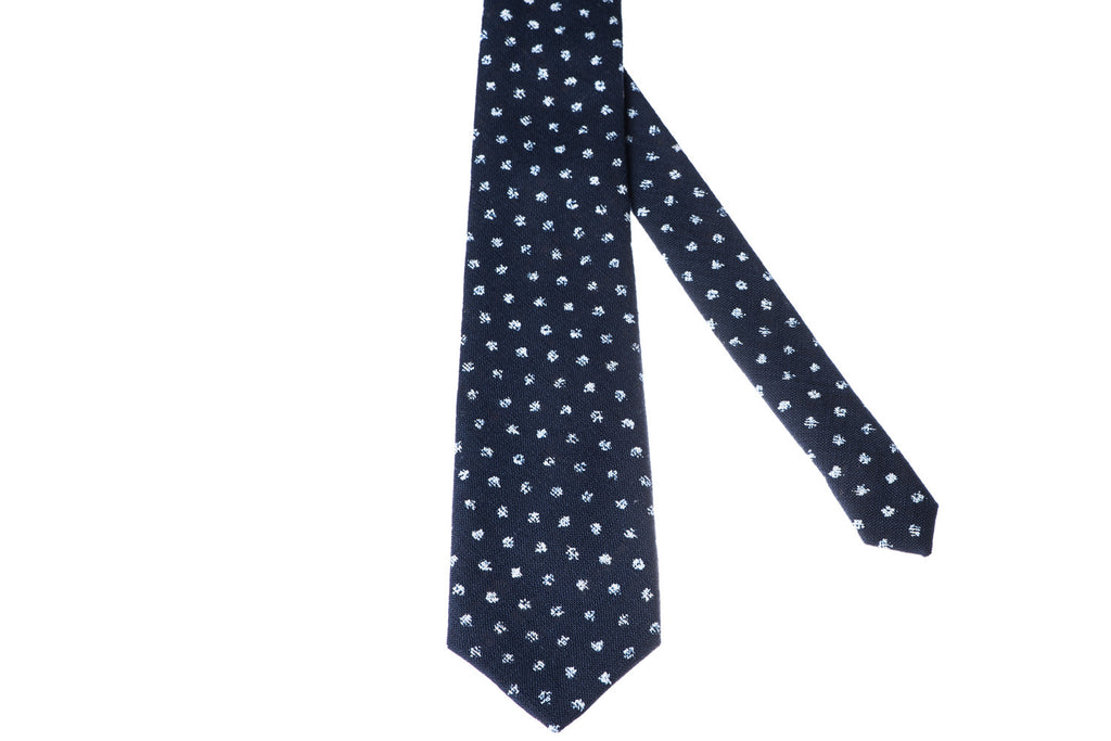 Polka Dot Jacques Revolution Tie