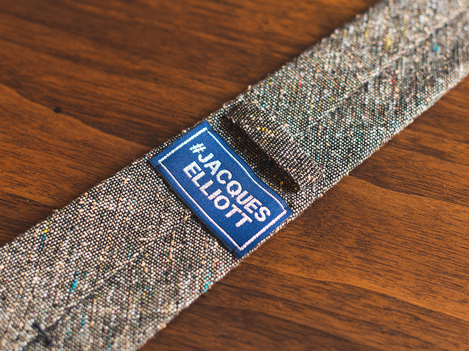 Professor's Choice Flecked Donegal Tie