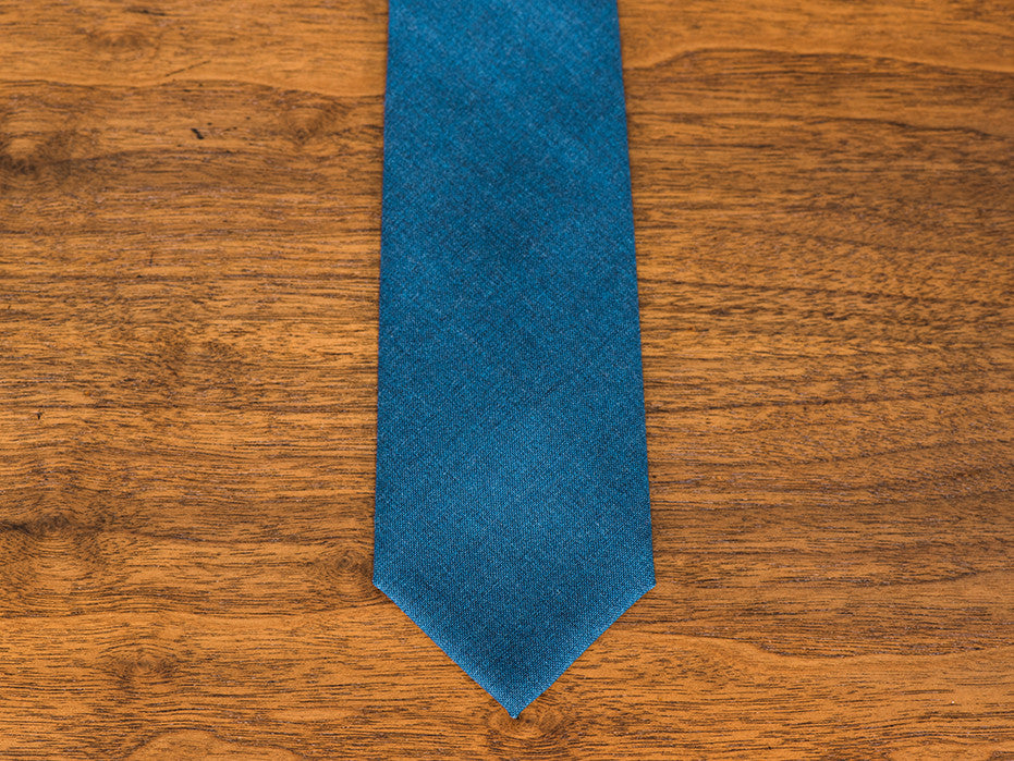 Real Deal Teal Tie