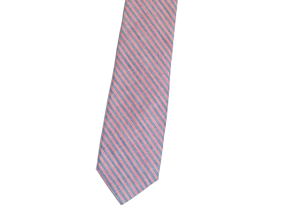 Soft Striped Chiller Tie