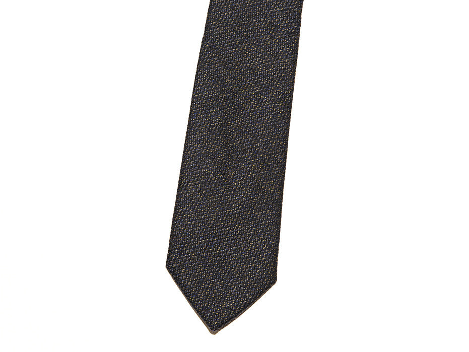 Supertweed Blue Tiled Tie