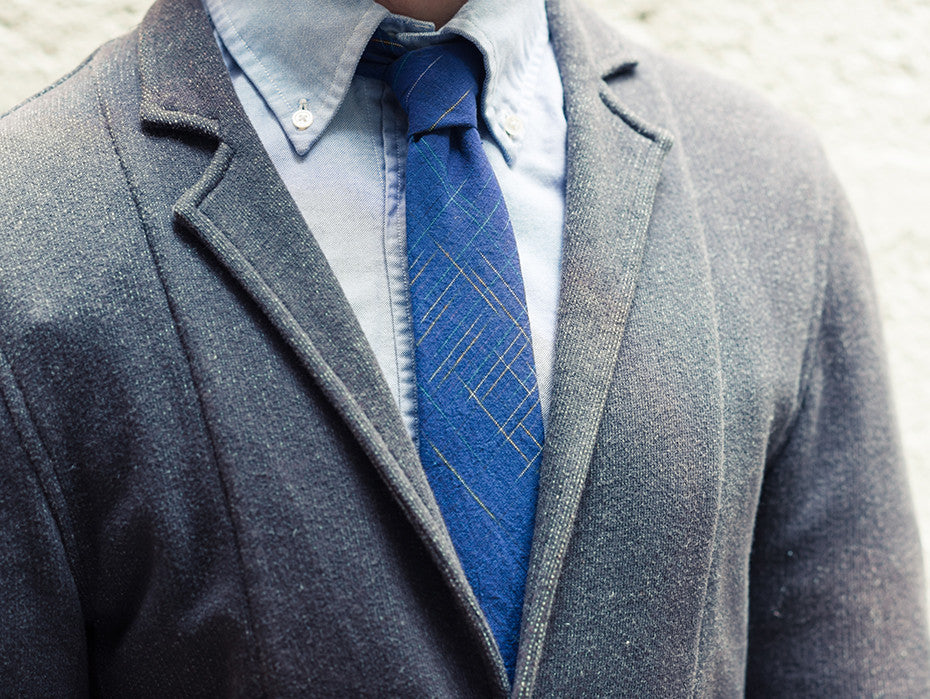 Vintage Vault: Focused Madras Tie