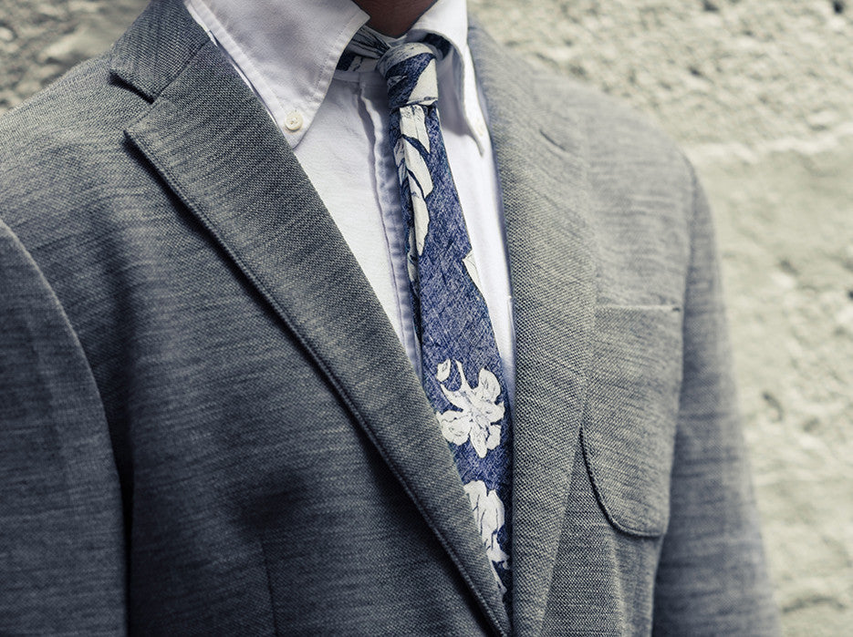 Vintage Vault: The Perfect Floral Tie