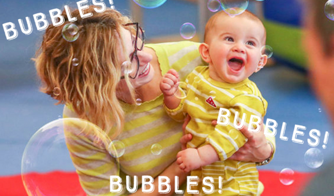 What Are The Benefits Of Blowing Bubbles?