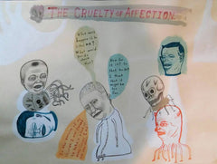 "Fred Stonehouse Drawing: ""Cruelty of Affection"""