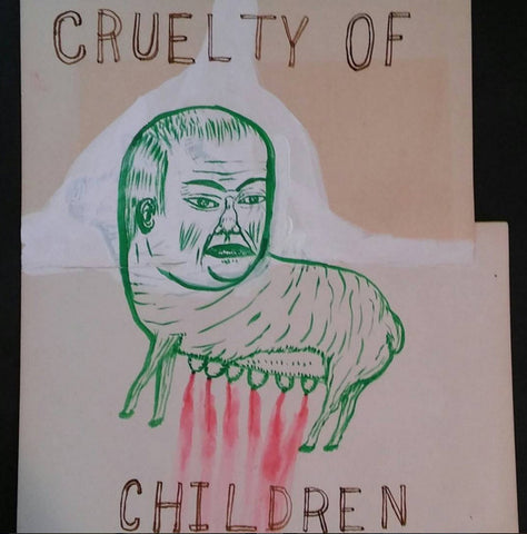 "Fred Stonehouse Drawing: ""Cruelty of Children"""