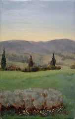 "Judy Nimtz Painting: ""Morning in Toscana"""