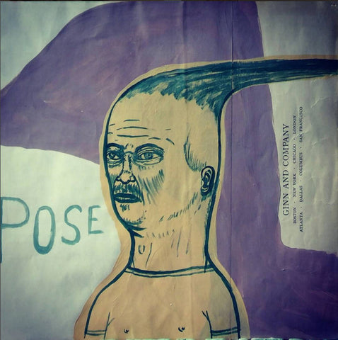 "Fred Stonehouse Drawing: ""Pose"""
