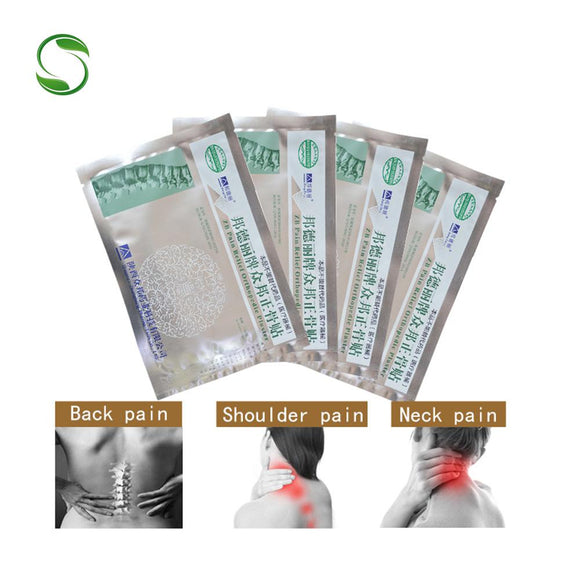 100pcs Joint Pain Plaster Tiger Balm Knee Neck Back Pain