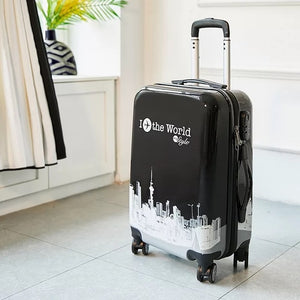 24 inch ABS+PC suitcase Travel trolley luggage 20'' carry on