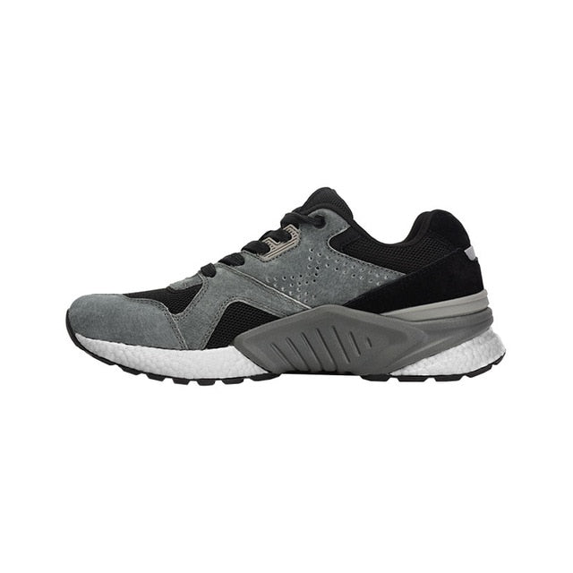 2020 Xiaomi Mijia shoes Retro Sneaker Vintage men Running Shoes Genuine Leather Suede Mesh Breathable Xiaomi sports shoes