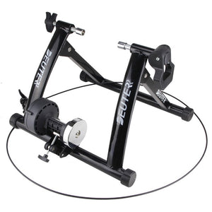 Indoor Exercise Bike Trainer Home Training 6 Speed Magnetic Resistance Bicycle Trainer Road MTB Bike Trainers Cycling Roller