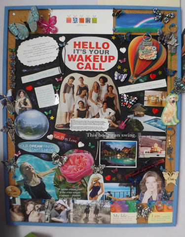 Vision Board with Cosmic Ordering Workshop with Ellen Watts