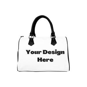 Custom Boston Handbag