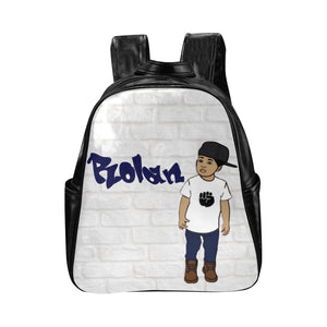 Little King Multi-Pocket Backpack