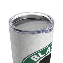 Load image into Gallery viewer, Black Coffee No Sugar No Cream Custom Stainless Steel Tumbler w/Name