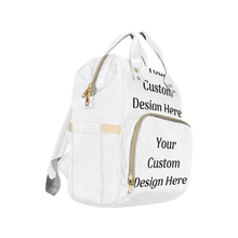 Load image into Gallery viewer, Custom Diaper BackPack
