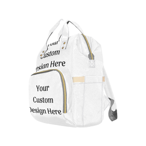 Custom Diaper BackPack