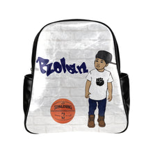 Load image into Gallery viewer, Shooting Hoops Custom Multi-Pocket Backpack