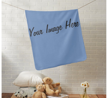 Load image into Gallery viewer, Custom Baby Blanket