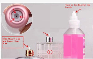 Fashion Mini Refillable Perfume Bottle for Travel 5ml
