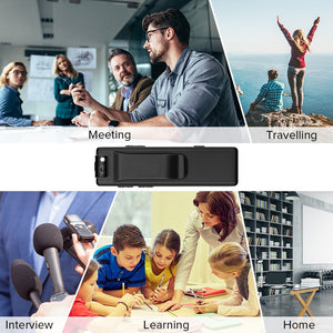 BOBLOV A3 HD 1080P Mini Small Camera Camcorder Body Police Pen Camera Mini DVR Security Video Recorder for Teaching