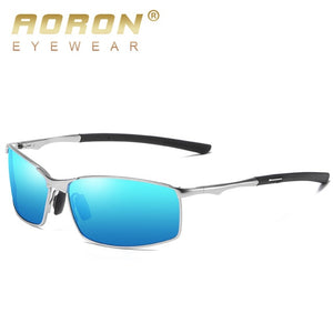 Mens Polarized Sunglasses for Sports,Outdoor Driving